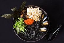 Asian Savory Dishes / Savory cooking & culinary delights from China, Japan, Korea through Southeast Asia and Bali