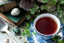Tea Time Traditions & Rituals around the World / As a lifelong tea lover, I can't imagine a day without tea!  The amazing world of tea, as a beverage, healing agent and culinary ingredient! From its seedling beginnings to the cultural rituals of consumption.