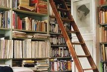 Bibliotecas / Library / Decoração