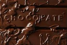 Chocolat / Seductive, alluring, emotional & all encompassing. This heavenly manna has captivated man since it was first discovered! 'Oh chocolat, how I do love thee!'