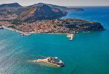 Peloponnes: Argolis, Greece / Wonderful region of Argolis, in the southeast of the peleponese peninsula, greece.