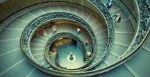 Stairways to Heaven / Mystical, magical stairways