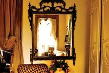Mirror Image / Mystical, magical, stylish and revealing! The fascinating world of mirrors through the ages.