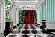 Bold & Beautiful & Avant-Garde / Beautiful style & decor that makes a bold statement.