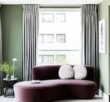 Fabulously Chic & Polished / Contemporary & vintage decor that is classically elegant & stylishly luxurious w/out being overly ostentatious.  Sophisticated & polished & oozing w/ personality.