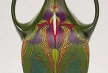 Art Nouveau / The term Art Nouveau is used to describe a group of national styles that flourished in Europe and America between 1890 and 1905. The collection dates predominately from this period and most fully represents the French exponents of Art Nouveau associated with the Ecole de Nancy.