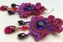 Veronika's jewellery / Soutache