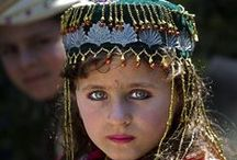Global Cultures, Faces & Customs / Native customs, tribes & faces of the World