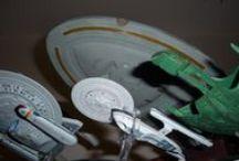 Moje sbírka / Star Trek suvenýry