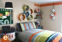 Quartos Juvenis / Teen Rooms