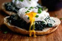 Breakfast All Day Long / Any hour of the day, savory or sweet - breakfast foods are hard to beat!