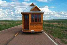 Casas sobre Rodas / Houses on Wheels