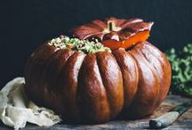 Fabulous Fall Meals / Seasonal foods and hearty dishes to warm the soul during the cold months of fall and winter.