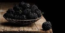 Foodspiration - dark / food, cakes, food photography, food styling