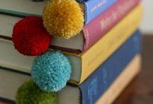 Marcadores de Livros / Bookmarks