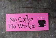 Cantinho do Café / Coffee Station