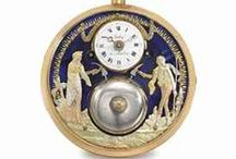 Watches, Clocks & Timepieces / The telling of time ~ magical, whimsical, exquisite and luxe watches, clocks and timepieces.