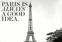 PARIS - always a good idea / explore the world's most unforgettable city with our customized tours and packages / by TripMasters .