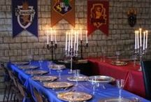 Harry Potter birthday party / Tips og ideer til en Harry Potter bursdagsfest.