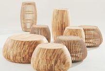 Tamboretes / Garden Seats