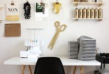 Ateliers e Estúdios / Craft Room & Studios