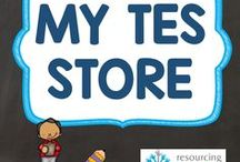 My TES Store / Education Resources