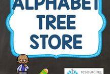 Alphabet Tree Store