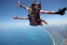 Pinktober / Cindy MacKenzie Breast Cancer Foundation Skydive 2012