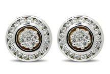 Diamond Tops  Designs / Best Diamond Tops Design from www.djewels.org  #earrings #tops #earrings_designs #tops_designs