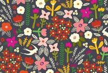 Pattern and Fabric / by Laura Cheyne