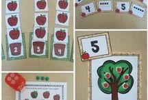 Fall Fun in Kindergarten