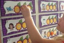 Spring Time in Kindergarten / Spring Math and Literacy ideas for Kindergarten Classrooms. Includes Easter, plants, flowers, weather