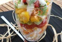 GF salads and soups