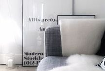 ~SUPERSTYLIN....~ / painted floors, polished concrete, space and light, patina, the use of colour, well placed furniture, eclectic interior and simplicity.....all make up beautiful design and perfect styling / by ethereallune