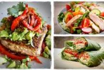 Healthy foods: Paleo recipes