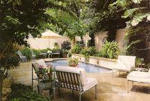 Garden inspiration and DIY / Outdoor and garden decor Beautiful things