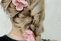hair inspiration / different hairstyles