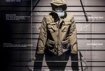 menswear technical jacket