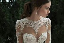 Wedding Dress Ideas / Here's a selection of the finest wedding dresses we can find, great for those searching for ideas!