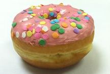 Donuts / Because they're fun and we love them, too.