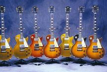 Gibson / Gibson les paul the best design. / by Miracle Art