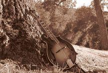 Mandolin / Mandolin F style classic design. / by Miracle Art