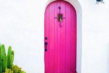 建築  ドア