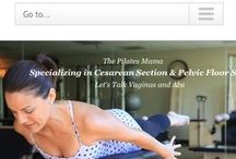 Pilates For New Mamas / Cesarean Section Recovery, Pelvic Floor Strengthening, Diastasis Recti.. read all about it here.