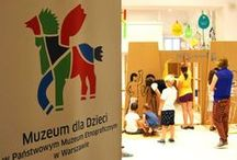 Muzeum dla Dzieci w Muzeum Etnograficznym w Warszawie / http://www.ethnomuseum.pl @ethnomuseuminwarsaw - Instagram @ethnomuseumwars - Twitter