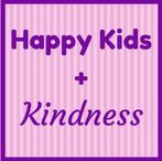 Happy Kids + Kindness / Why being kind to others makes us happier and less stressed.