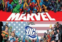 Marvel - Dc: Superheroes