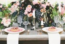 Weddings / A collection of wedding inspiration from dresses, hair, flowers to decor