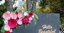 WEDDING | Gifts | Accessories | Ideas / Wedding accessories, wedding gifts, wedding planners, wedding decorations, wedding hangers, wedding boards, bridal hangers, Live Love Laugh, wedding gifts, wedding cases / by Anthi Leoni Decor