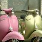 SCOOTERS | Vespa | Lambretta / scooters, vespa, lambretta, vespa scooter, lambretta scooter, mod scooter, vintage scooter, scooter inspiration, touring by scooter, scooter prints, travel scooter, places by scooter, scooters by colour / by Anthi Leoni